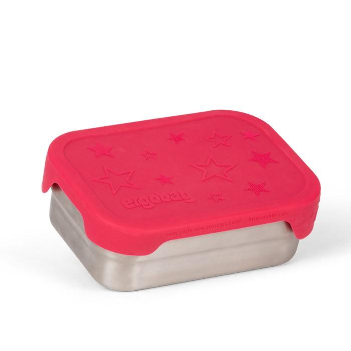 erg ebd 002 710 ergobag lunchbox steel stars 01 | ergo-bags.bg