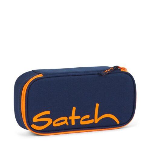 ученически несесер PencilBox Toxic Orange