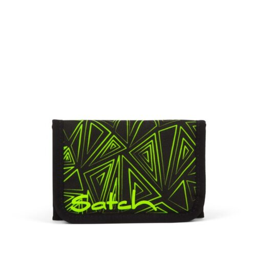 портфейл satch Green Bermuda