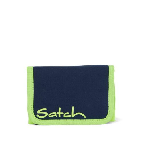 портфейл satch Toxic Yellow