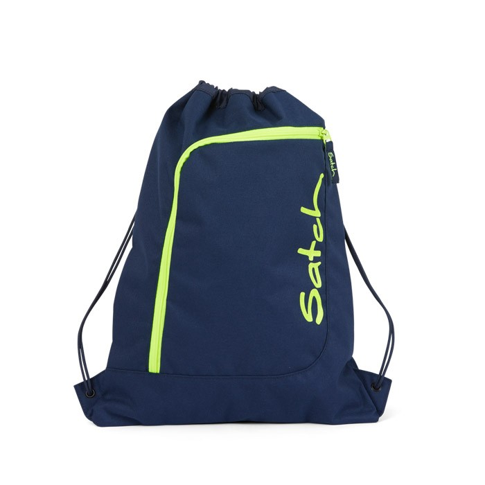 спортна чанта satch Toxic Yellow