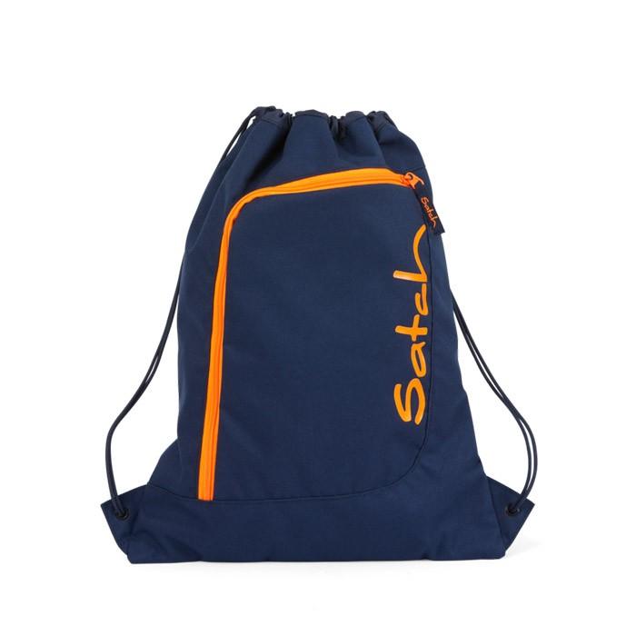 спортна чанта satch Toxic Orange