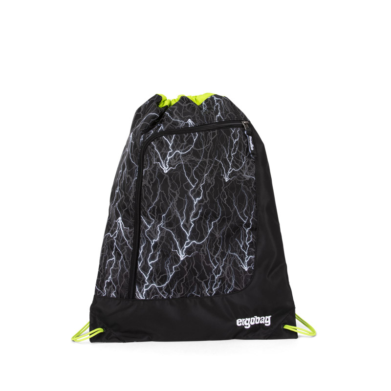 спортна чанта ergobag Super ReflectBear Glow