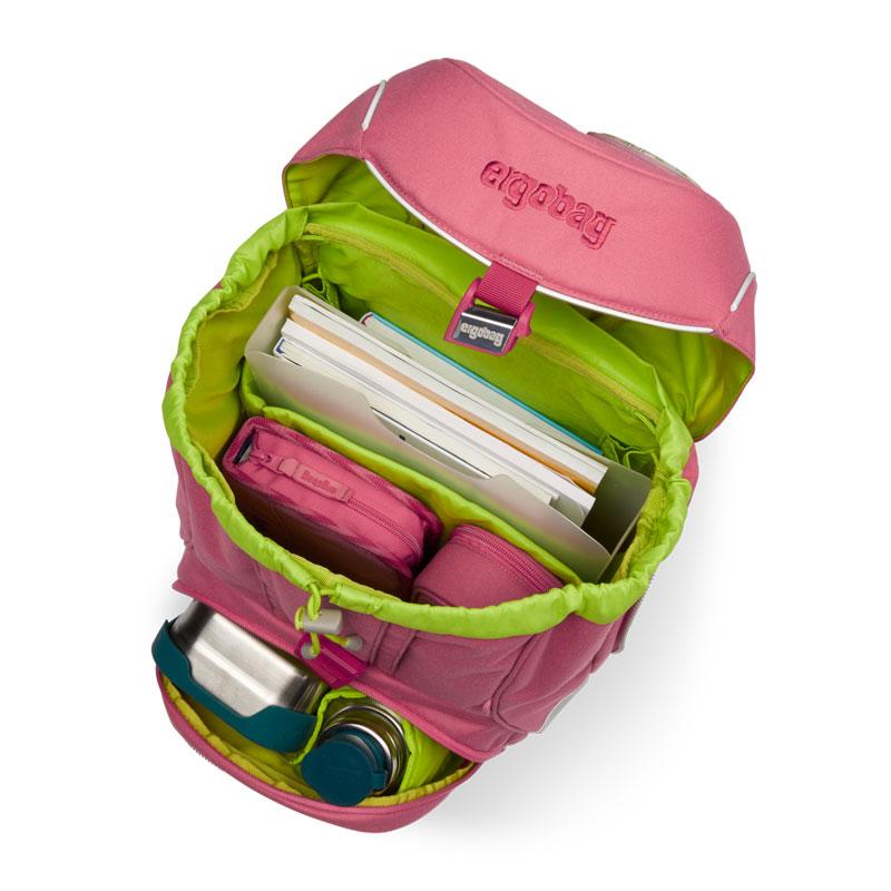 еко раница комплект за първи клас Lamas in Bearjamas   ergo-bags.bg