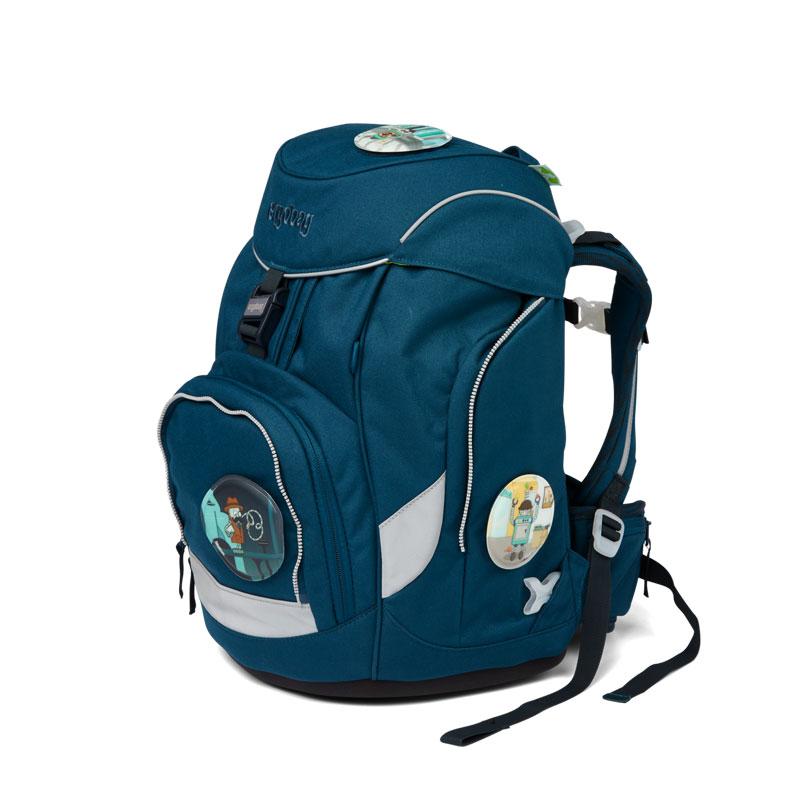 раница комплект ergobag pack RobotBear   ergo-bags.bg