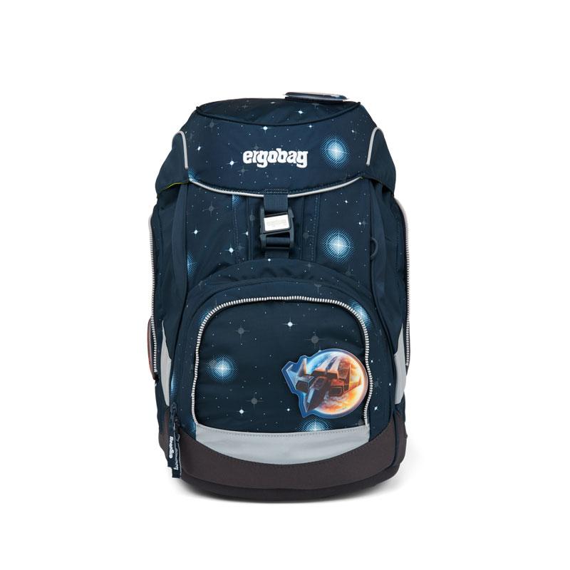 космическа ученическа раница за първи клас