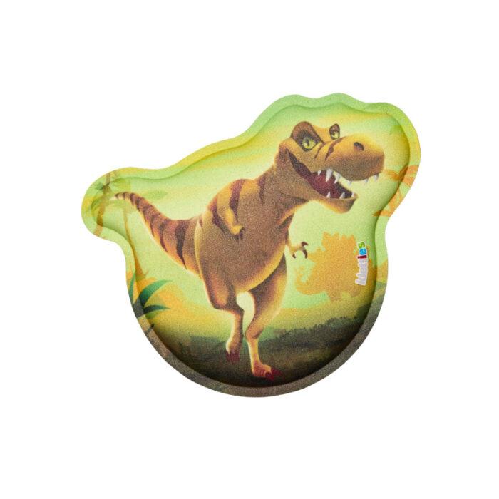 стикер за раница Dinosaur, светещ в тъмното