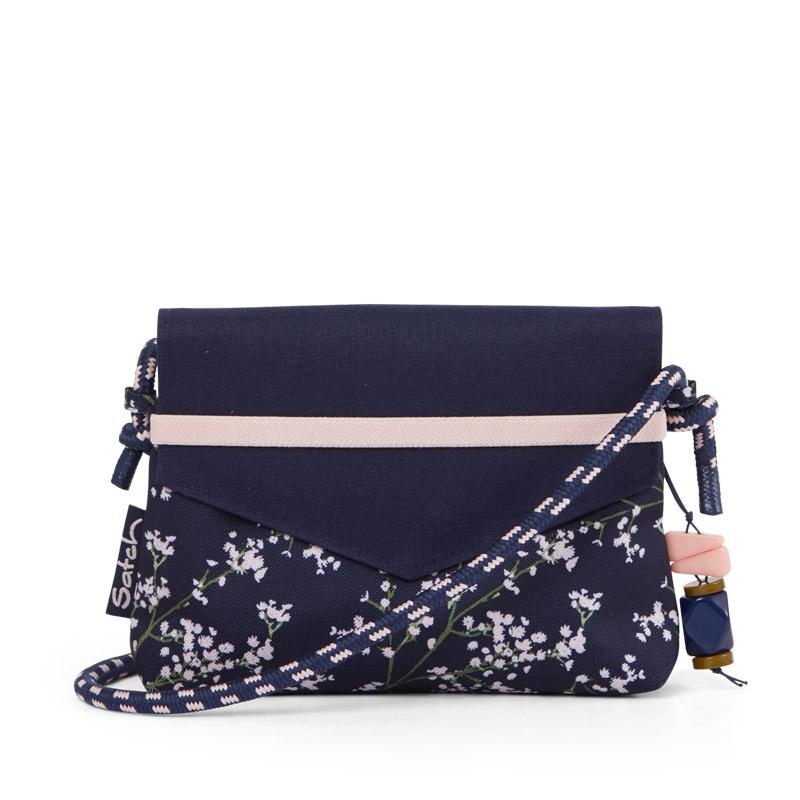 чантичка satch Clutch Bloomy Breeze