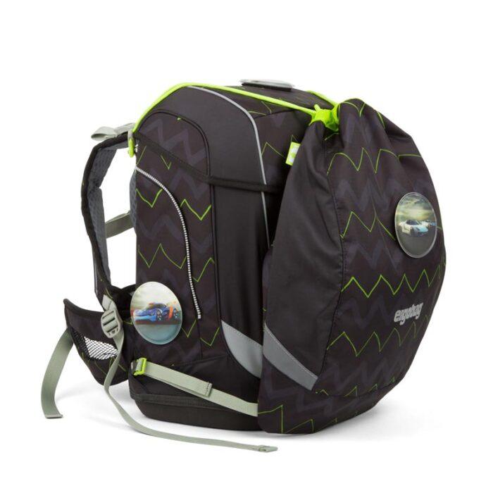 спортна чанта ergobag Cubo HorsepowBear