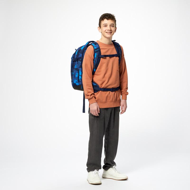 модерна раница satch match Troublemaker   ergo-bags.bg