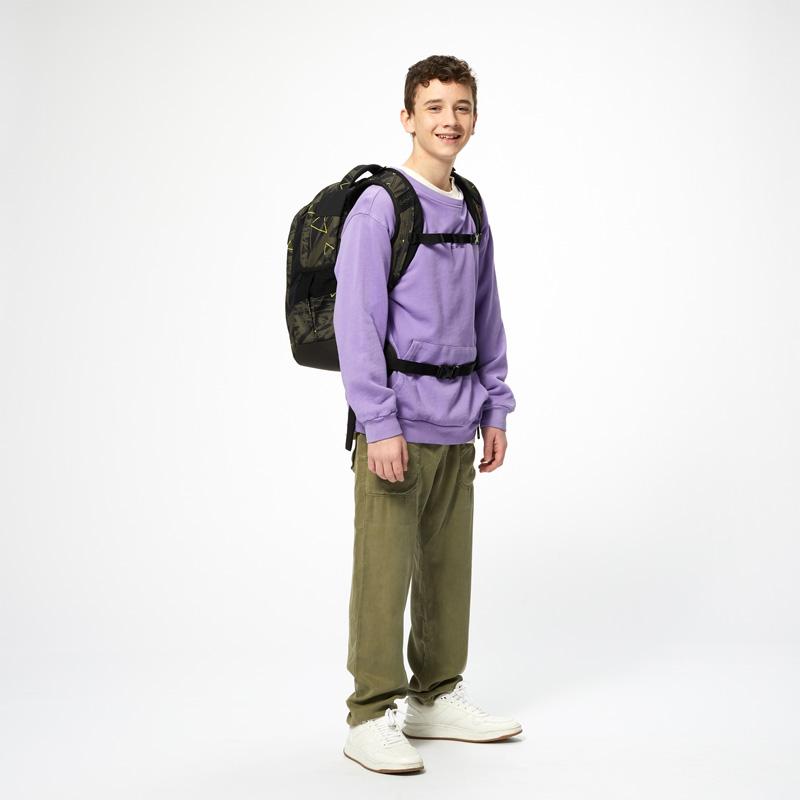 раница за тийнейджър Geo Storm   ergo-bags.bg