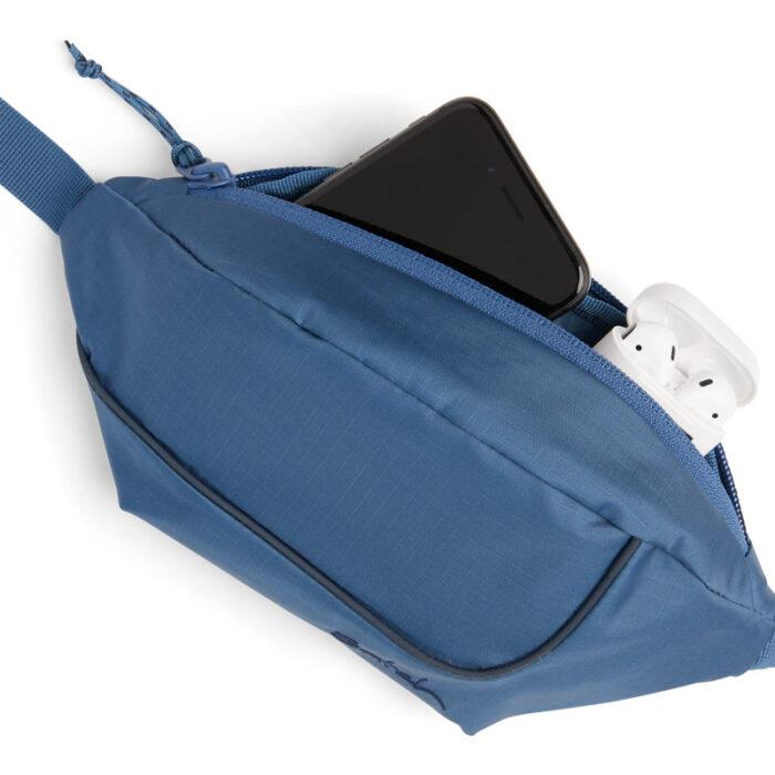 чантичка satch Cross Easy Ripstop Blue