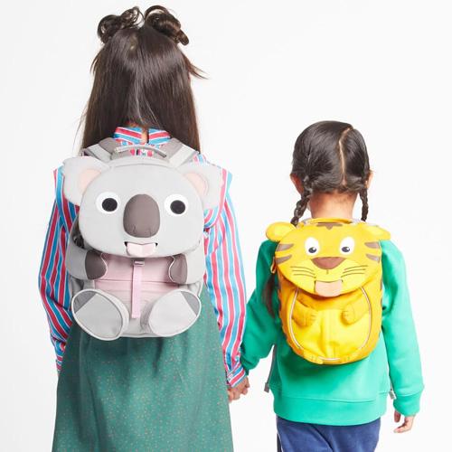 раница за детска градина affenzahn Large Friend Frog | ergo-bags.bg