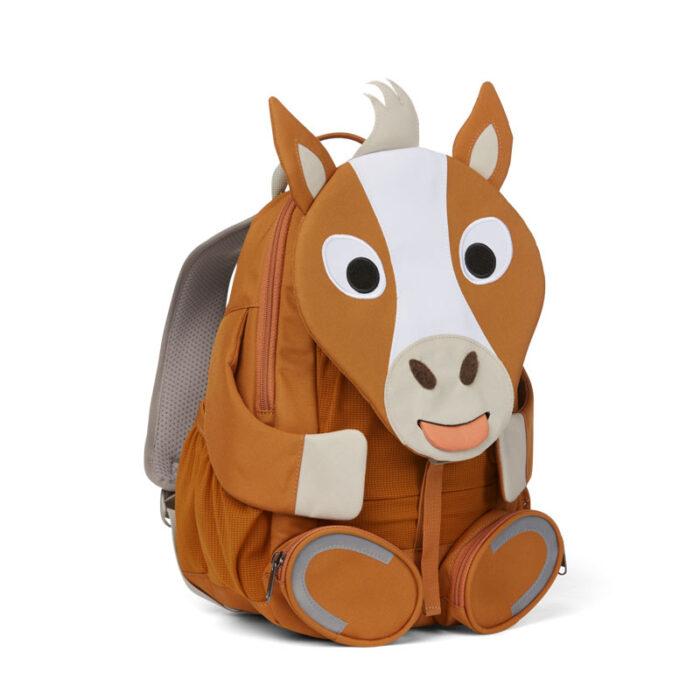раница за детска градина affenzahn Large Friend Horse