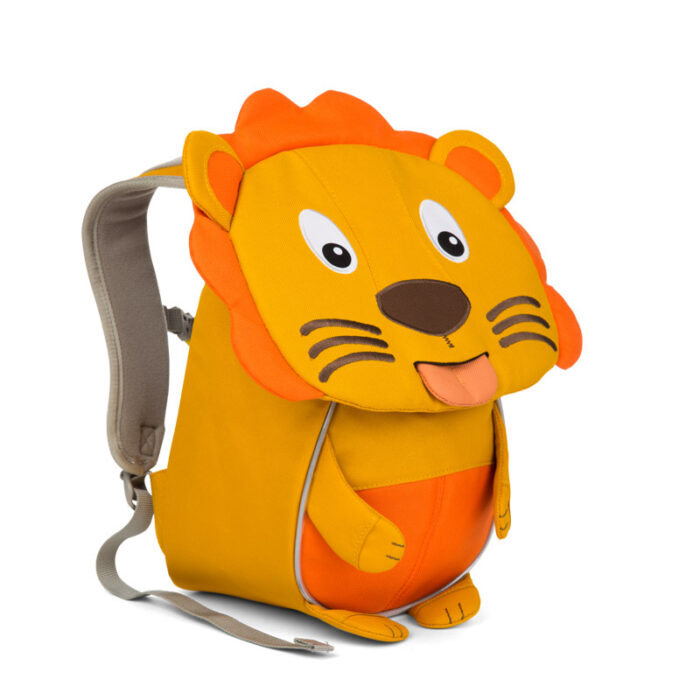 раница за детската ясла affenzahn Small Friend Lion