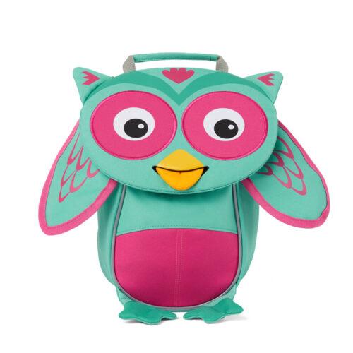 раница за детската ясла affenzahn Small Friend Owl