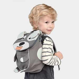 раница за детската ясла affenzahn Small Friend Ladybird | ergo-bags.bg