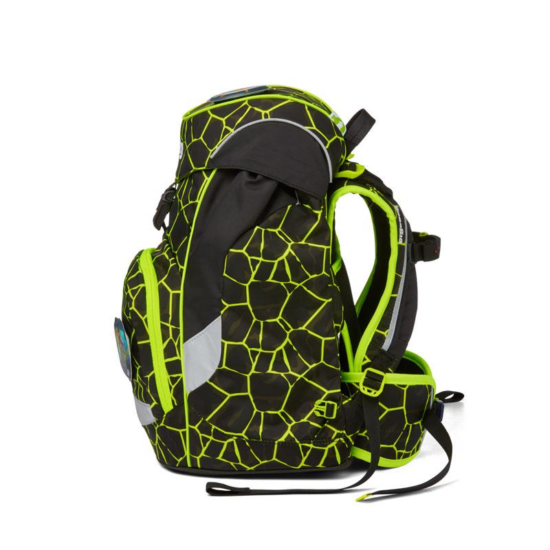 раница за първи клас ergobag prime Dragon RideBear | ergo-bags.bg